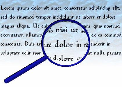1ec329e10f La lente di ingrandimento, come tutti sanno, è tradizionalmente un pezzo di  vetro trasparente che, lavorato opportunamente, permette di osservare cose  che ...